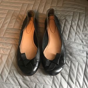 See By Chloe Leather Flats